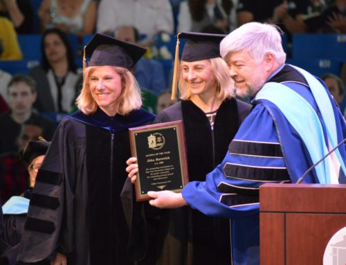 Cape Cod Community College Honors Cleangreen CEO
