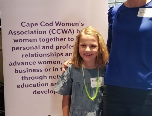 Cape Cod Women's Association Welcomes Jitka Borowick