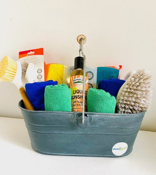 Cleangreen cleaning basket